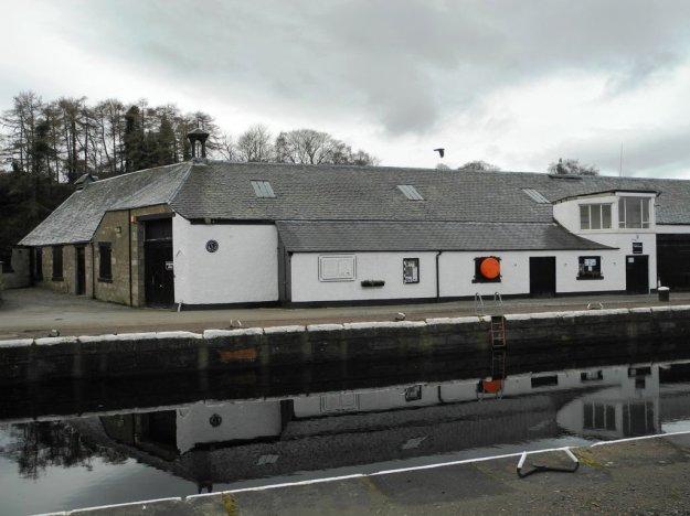 Clachnaharry workshops